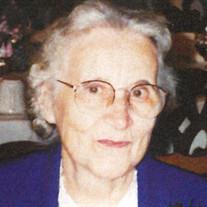 Mary Elizabeth Fehr