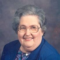 Mary Catherine Coates