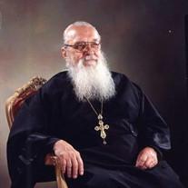 Very Rev Peter Burlakov