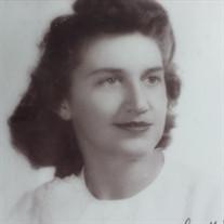 Violet Renfro Mathes