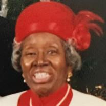 Mrs. Gussie  Mae Hunt