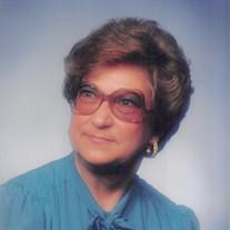 Mrs Brenda Joyce Hamilton