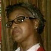 Mrs.  Jacqueline  Raymond Mackey