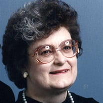 Mrs. Ouida Jo Thompson