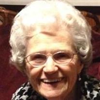 Hazel Brady Greer