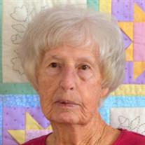 Patricia Ruth Petrie