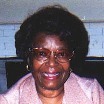 Mary Elizabeth Sams
