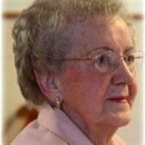 Mildred Agnes  Norwood