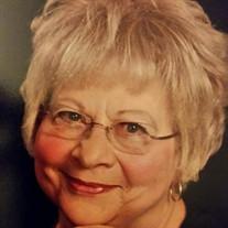 """Mrs. Geraldine """"Gerri"""" Van Linden (Weber)"""