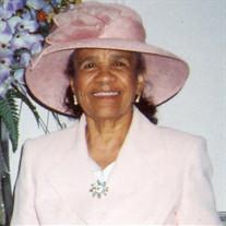 Mrs. Barbara Jean Pate