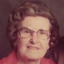 Hilda Ann (Billie) Cox