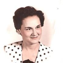 Margaret Falls Luckadoo