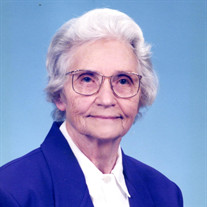 Mrs. Mary Frances Lunsford