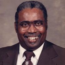 Rev. Nathaniel Williams