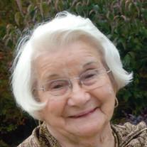 Mrs. Jacquelyn Wood Adams