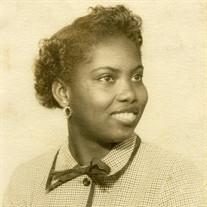 Mrs. Barbara Jean Harris
