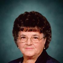Peggy  Mary Ann Hicks Wall