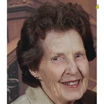 Mrs. Jessie Pearl Revell Hewitt