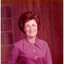 Ellen Catherine Seals