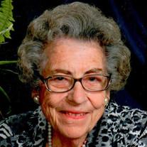 Clara  Mae Lilie