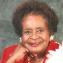 Mrs. Lavenia Bryant Jacobs