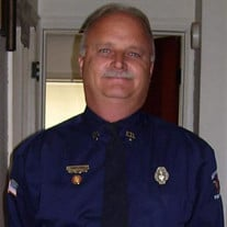 Fire Chief Randy Love