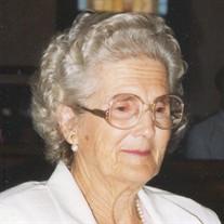 Mary Ida Glasscock Spillman