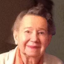 Jeanette Elizabeth Blanchard