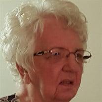 Mrs. Patricia May Clark ( Corfixsen)