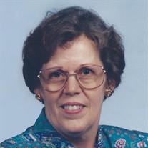 Mrs. Bobbie Sue Jackson Atkins