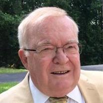 Rev. C. Keith McKenzie