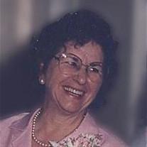 Francis Joan  Brown