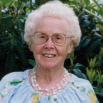 Florence Davidson Steffensen