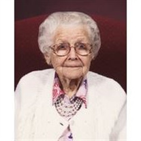 Irene Elizabeth O'Meara