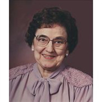 Agnes J. Kaslon