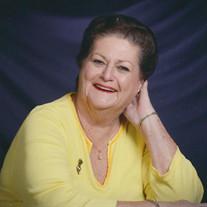 Mrs. Claudia Johnson Jackson