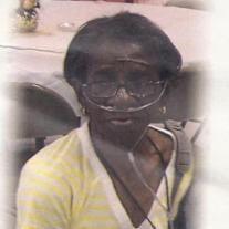 Mrs. Sheila Jones Mack