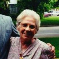 Maudi Marie Baughman