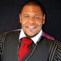 Co-Pastor Jamie Nathaniel Daniels