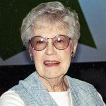 Norma Golden Woodard