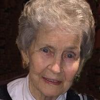 Mary Frances Hammond