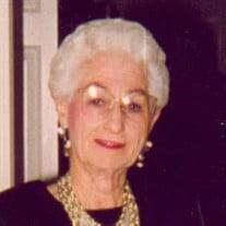 Mrs. Mavis Hammett