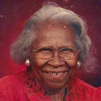 "Mrs.  Mildred  Woods ""Madea"" Pirtle"