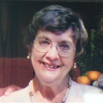 """Theresa """"Terry"""" Grace Baerwalde (Kujawa)"""