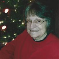 Jacqueline Fay Boucher