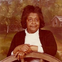 Mrs.  Arva  Lee Hildreth Sims Robinson