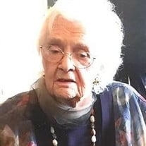 Flora Margaret Weese McDaniel