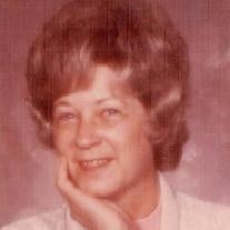 Betty Liston VanHorn