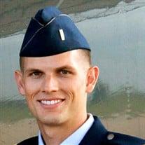 1st Lt. Dale Bryant Shillington, II