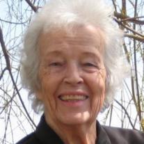 "Jannie Elizabeth ""Lib"" Hutson Kivi"